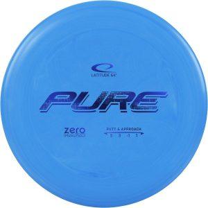 Диск-гольф Latitude 64 Zero Hard Pure