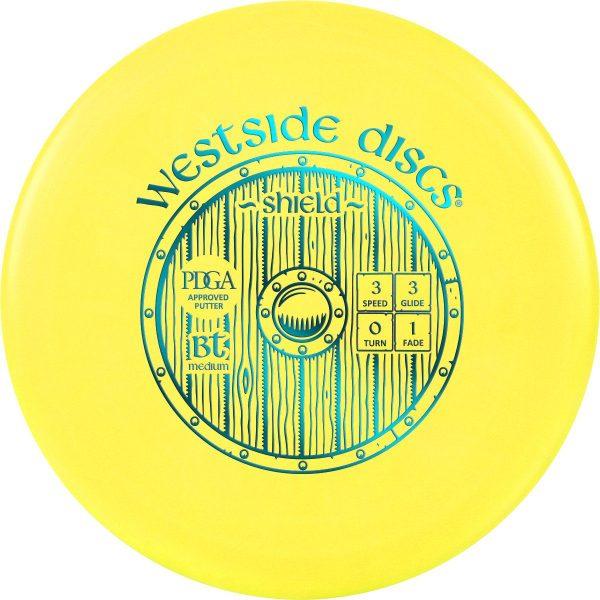 Диск-гольф Westside Discs BT Medium Shield
