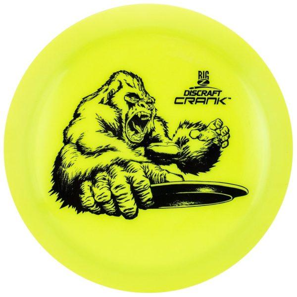 Диск-гольф Discraft BIG Z CRANK