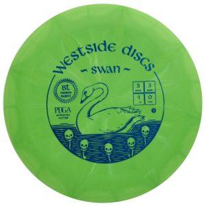 Диск-гольф Westside Discs BT Medium Swan