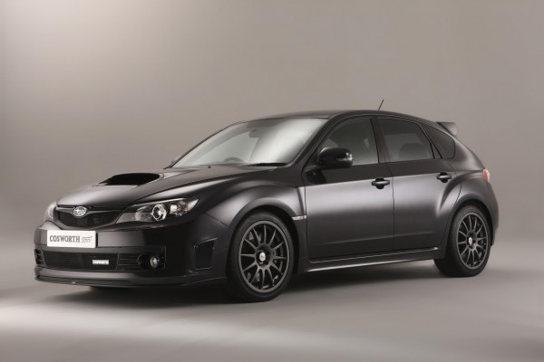 Cosworth-CS400-600x400 Subaru Impreza Turbo Special Editions - WRX, STI & Turbo UK Market
