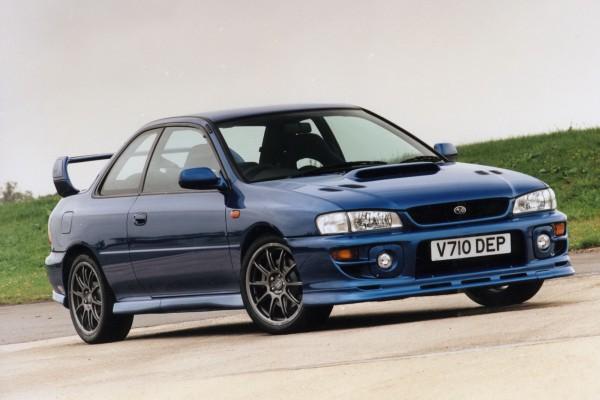 Subaru-Impreza-P1-Coupe-5-600x400 Subaru Impreza Turbo Special Editions - WRX, STI & Turbo UK Market