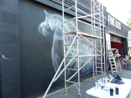 Shok 1, Upfest, North Street, Bristol, July 2016