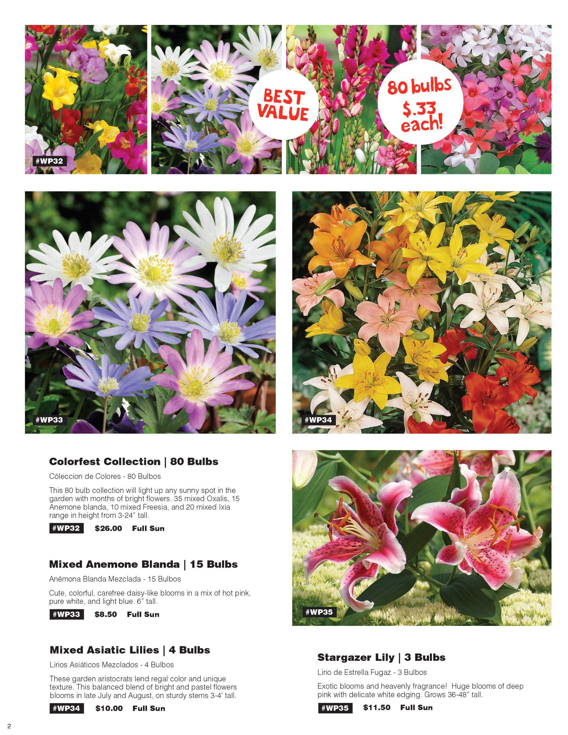 Colorado Fundraising, Gardening Products