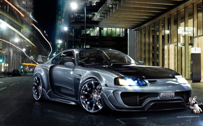 Amazing Sports Cars Wallpapers Collection