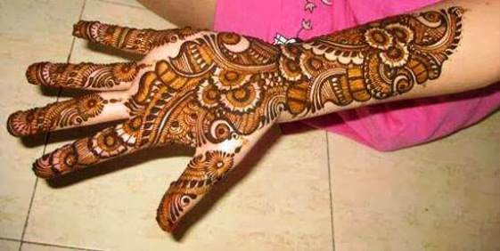 Eid ul azha Mehndi Design Bakra Eid Henna Art 2014 for Women (2)