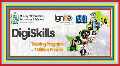Online Free Course By DIgiskills.pk