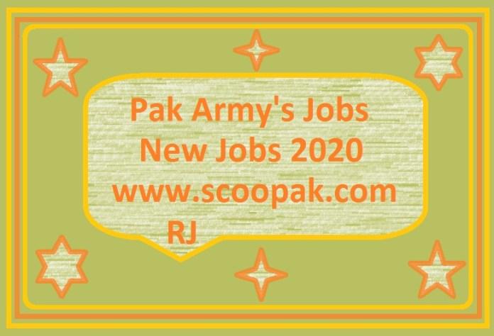 Join hands together to Join Pak Army
