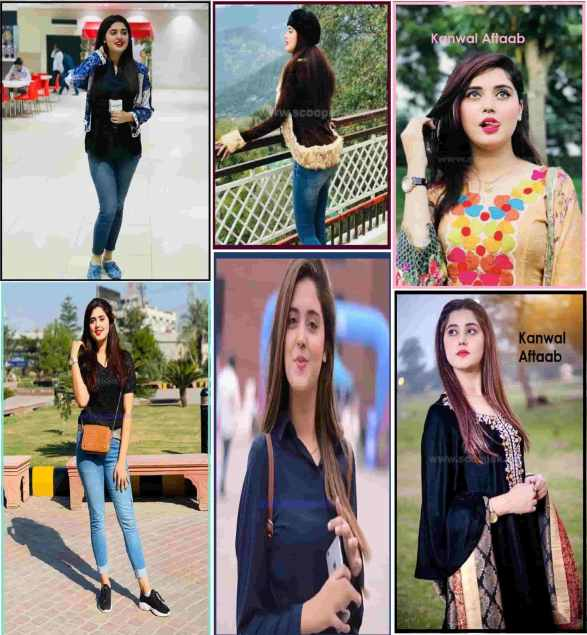 Kanwal Aftab Biography Age Height Family