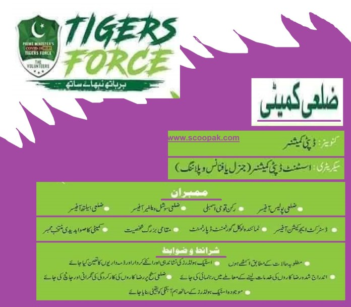 Tiger Force Duty