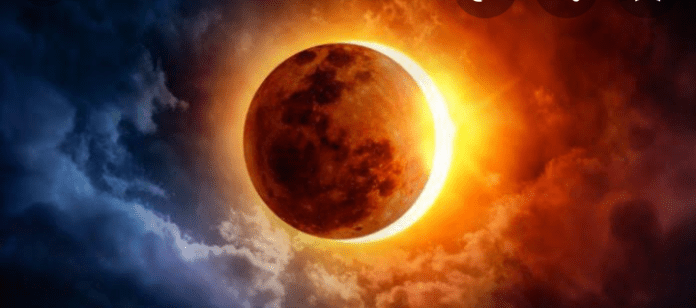 Solar Eclipse in Pakistan 2020 Monday PMD Report