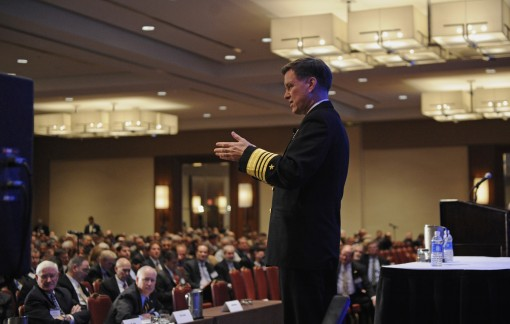 Adm. Mark Ferguson, vice chief of naval operations