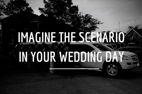 Wedding Scenario