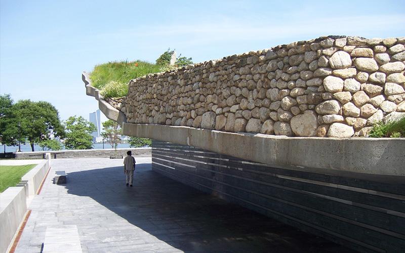 Irish Hunger Memorial