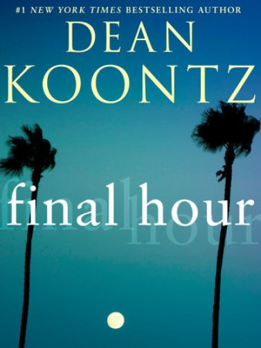 book cover dean koontz