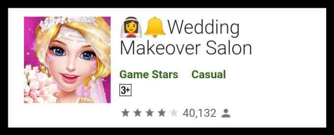 👰🔔Wedding Makeover Salon