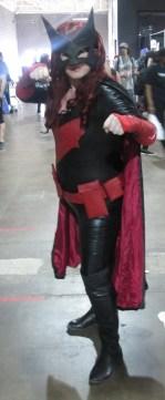 Batwoman striking a pose!! Check her out at @jody_cutch