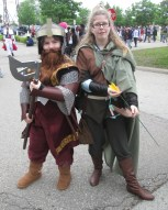 Lord Of The Rings on a quest!!