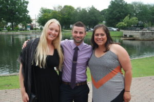 Three Residential Services Coordinators