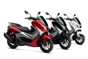 Scooter Yamaha NMax 160 Preço Consumo Fotos Ficha Técnica