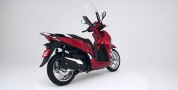 honda scooter sh300i consumo