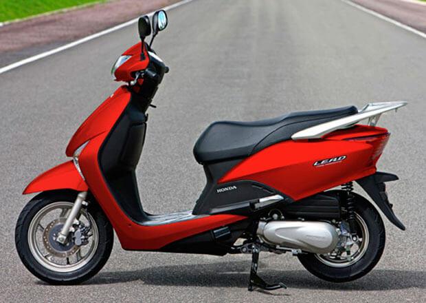 lead scooter honda 110cc