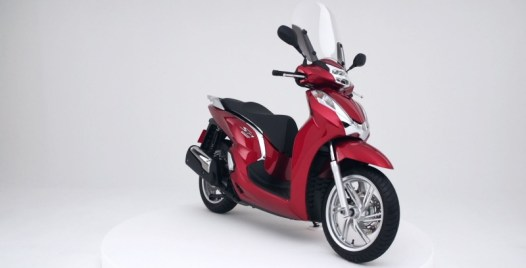 scooter 300 honda