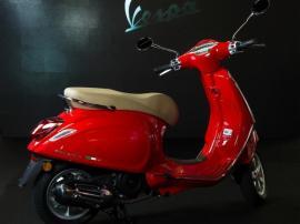 scooter vespa edicao limitada