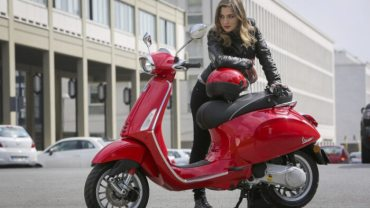 Scooter Vespa Sprint 150- Preço, Consumo, Fotos, Ficha Técnica etc