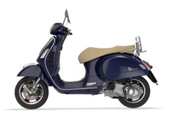 gts scooter vespa 300cc azul
