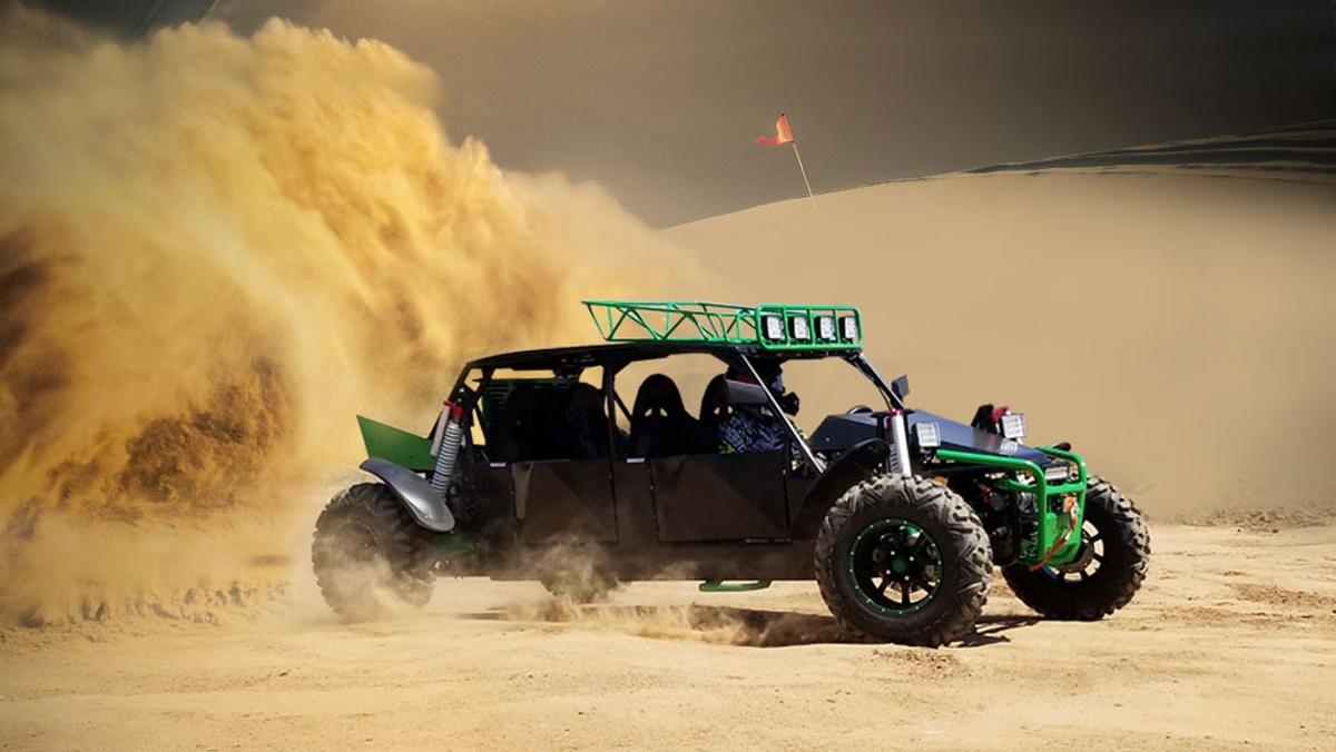 Dune Buggies SNIPER T-1500 4S
