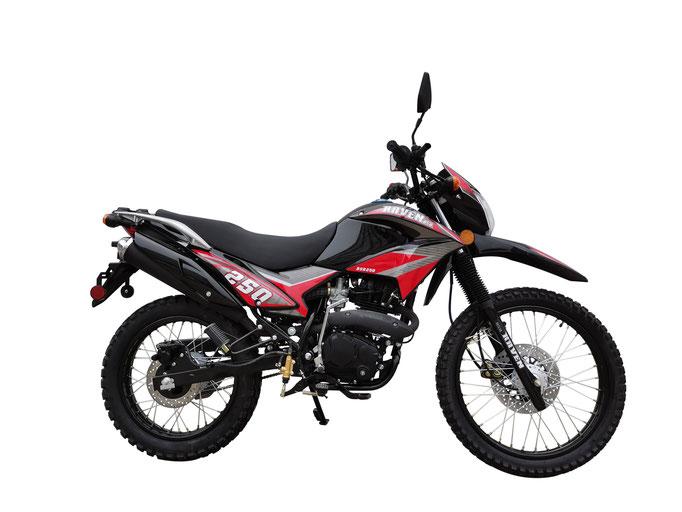 Vitacci Dirt Bikes RAVEN BSR 250cc XL