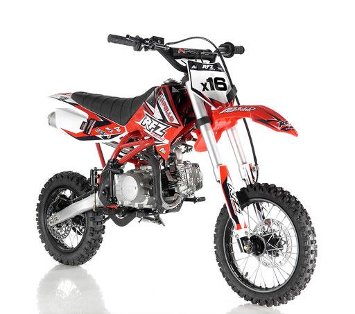 APOLLO DIRT BIKES DB-X16 125CC