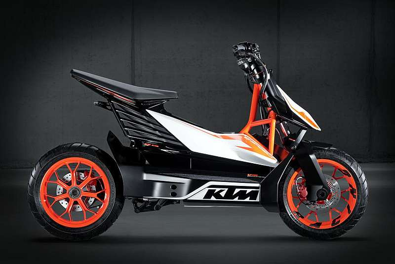 KTM Speed Scooter