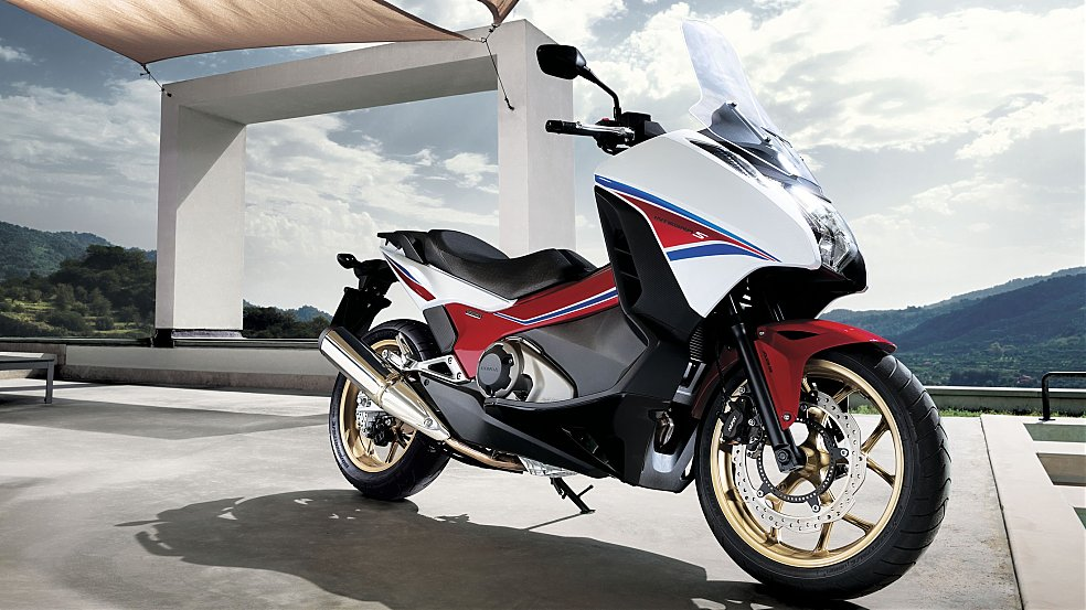 honda grows the integra to 750cc for 2014 | scooterfile