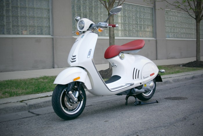 ScooterFile First Ride- 2014 Vespa 946 280