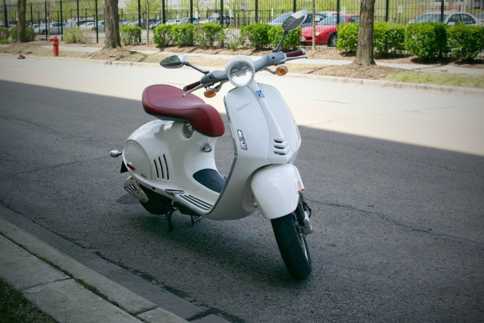 ScooterFile First Ride- 2014 Vespa 946 285