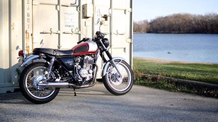2016 Genuine Motorcycles G400C 50