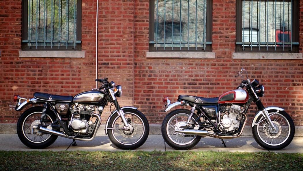 2016 Genuine Motorcycles G400C 65