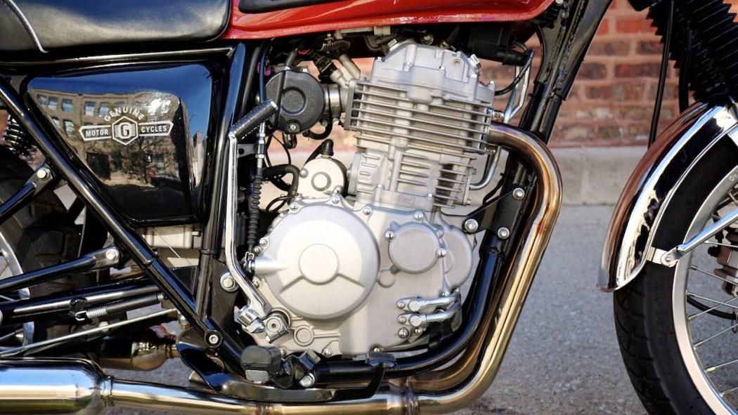 2016 Genuine Motorcycles G400C 69