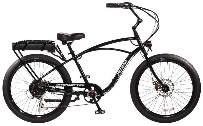 Prodeco Interceptor, a high-quality electric bicycle.