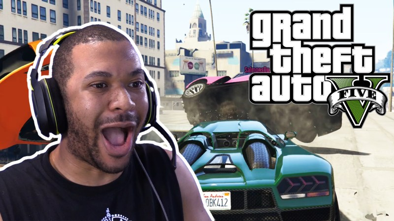 I'M TRASH!!! [GRAND THEFT AUTO #1] Thumbnail