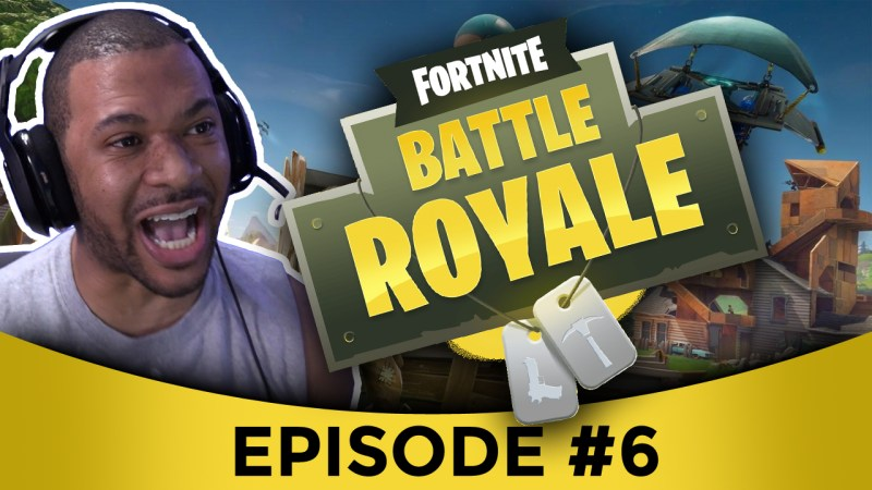 OH MY GOSH!!! [FORTNITE #6] Thumbnail