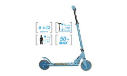 Everything You Need to Know About Child Scooter Size