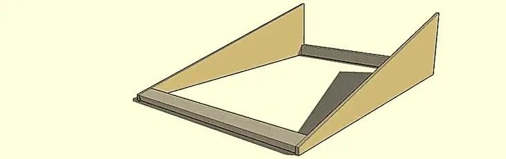 Step 4-Making the bottom base