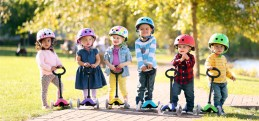 Top 10 Scooters for Kids