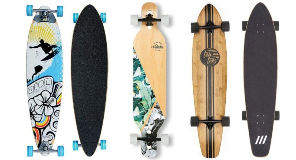 Cruising-Longboards