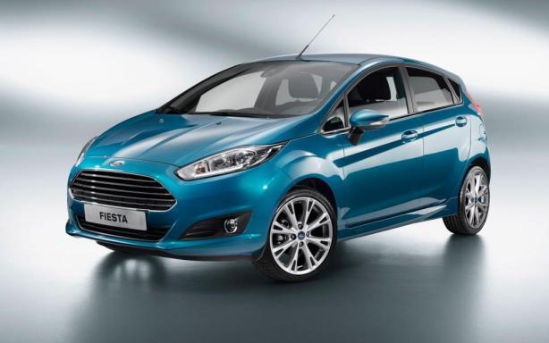 2014 Ford Fiesta European