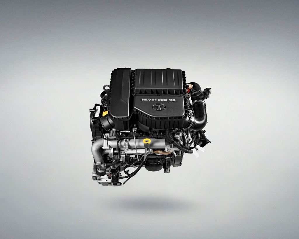 Feature 3 - REVOTORQ Diesel engine