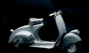 The Piaggio MP6 prototype from 1946.